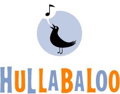 Hullabaloo Band Logo