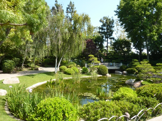 EBM Japanese Garden a Long Beach Secret Worth Sharing | Real Mom ...