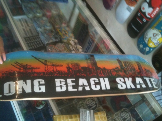 Long Beach Skate (CA) offers skaters of all ages and levels the latest in decks, trucks, wheels, and stickers.
