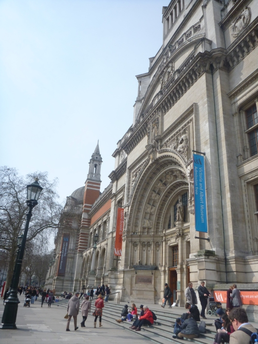 London's Victoria & Albert Museum, or V&A, is the world's premiere design and textile museum.