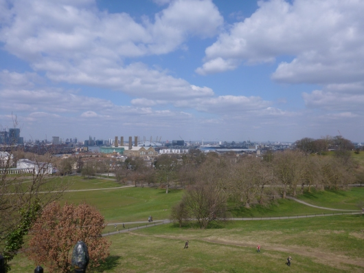 The views from Royal Observatory Greenwich make the walk up its hill well worth it.