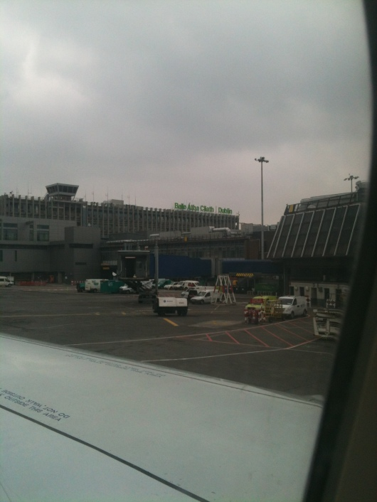 ... but soon after we said hello to Dublin! I'll be back soon with stories from our time in Ireland!