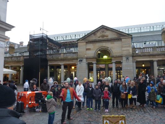 Didn't budget for a formal theatre outing during your London holiday? Catching a street performance in Covent Garden is a fun, free way to get your drama fix while in London (tips encouraged, of course).