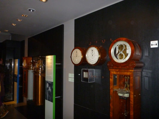 Clocks at Royal Observatory, Greenwich (UK).
