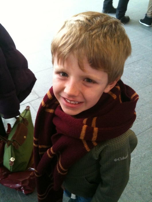 T chose Gryffindor!
