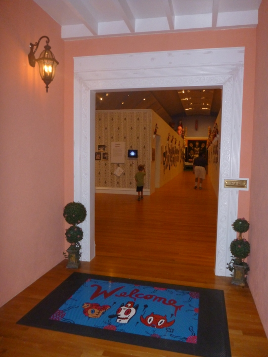 Welcome to the Gary Baseman special installation at the Skirball Cultural Center!