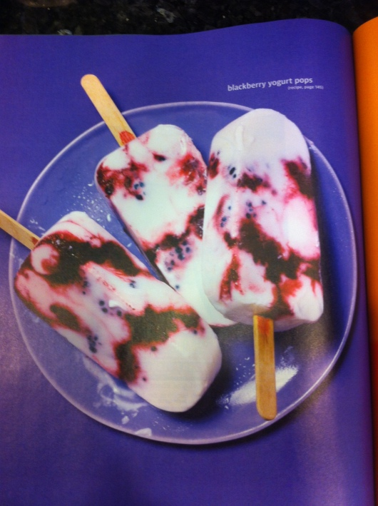 "The ""inspiration photo"" from my recent issue of Real Simple magazine (July 2013)."