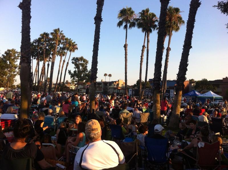 Long Beach Marine Stadium Concert In The Park