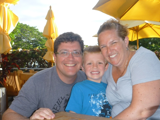 Happy Big Island vacationers!