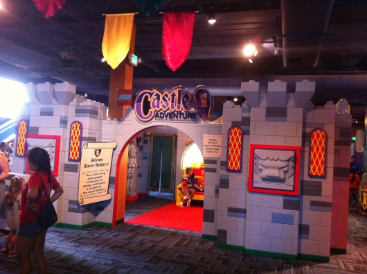 Enjoy LEGO Castle at the Discovery Science Center now through September 15, 2013. Access to this special exhibit is included with general admission.