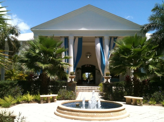 Radisson Blu Resort and Spa, Anse Marcel, St. Martin.