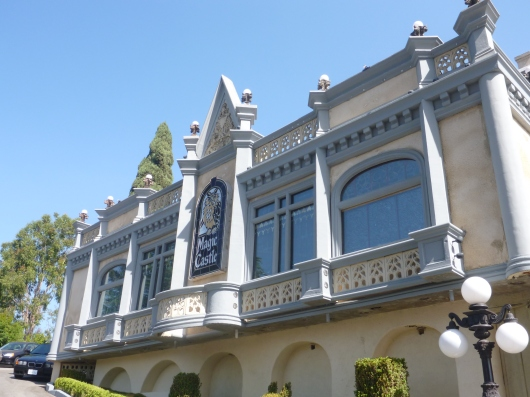 Welcome to the World-Famous Hollywood Magic Castle!