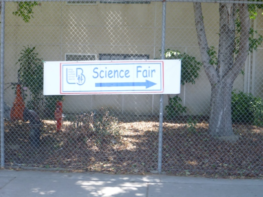 The 19th Annual LBUSD District Science Fair was held at Cabrillo High School.