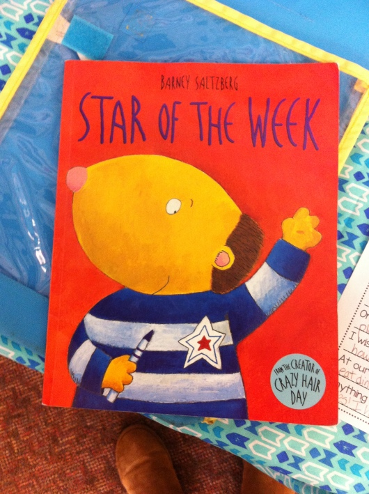 Star of the Week by Barry Saltzberg