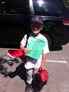 "My ""Player of the Day"" every day of the year. Thanks Tom Hicks Baseball Camps!"