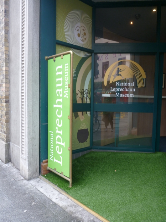 National Leprechaun Museum, Dublin.